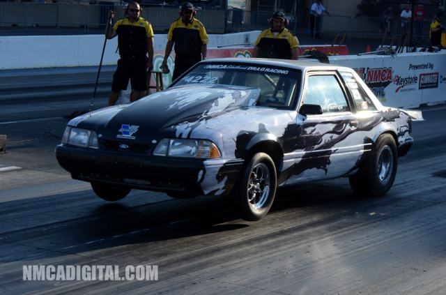 Dave Ginter's Vortech Supercharged XTreme Street Fox Body Mustang
