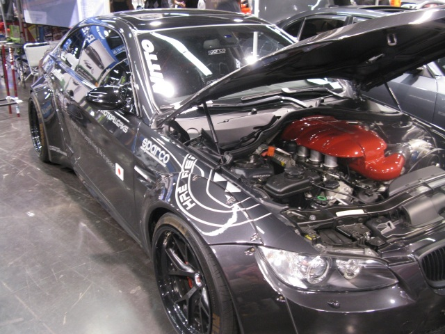 ESS Supercharged Liberty Walk BMW M3