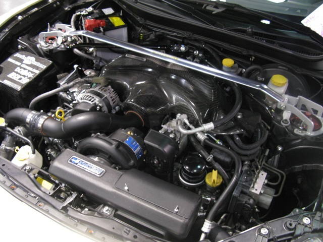 Robert's Vortech V-3 Supercharged Staycrushing Scion FR-S