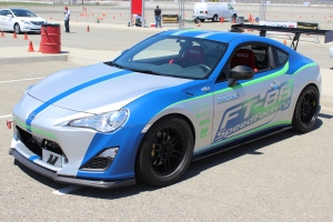 FT-86 SpeedFactory Vortech Supercharged FR-S Track Car