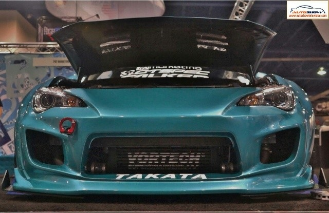 "Rene Viniegra's Vortech V-3 Supercharged ""Project Breezy"" Subaru BRZ"