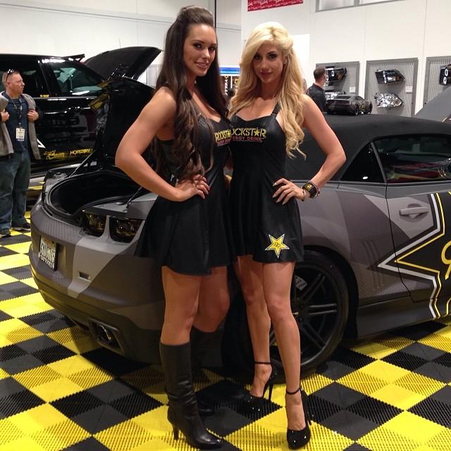 Rockstar Performance Garage Models
