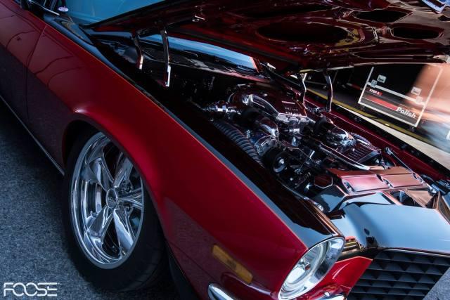 Rich Taylor's wild twin Vortech Supercharged Camaro