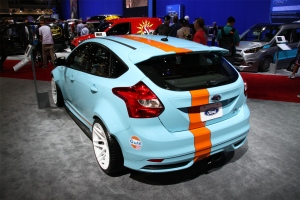 Vortech Intercooled UTI Ford Focus ST
