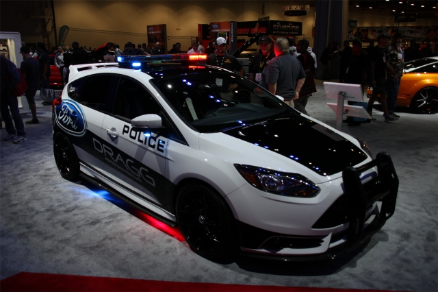 Vortech Intercooled Oxnard PD D.R.A.G.G.  Focus ST