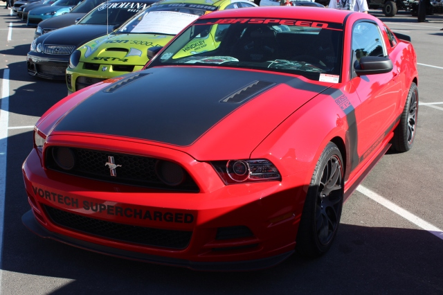 JBA Speed Shops Vortech V-3 Supercharged BOSS 302 Mustang