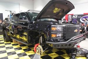 Vortech Supercharged Rockstar Garage 2014 Chevy Silverado