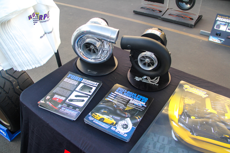 Fresh From Las Vegas, Vortech Rolls Into AZ For The Torque Meet Tour