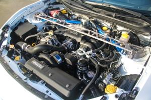 Alan Horton's Vortech V-3 H67B Supercharged Scion FR-S