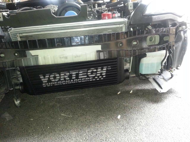 Tyrone Ongpauco's Vortech Supercharged Toyota 86 Mid-Install