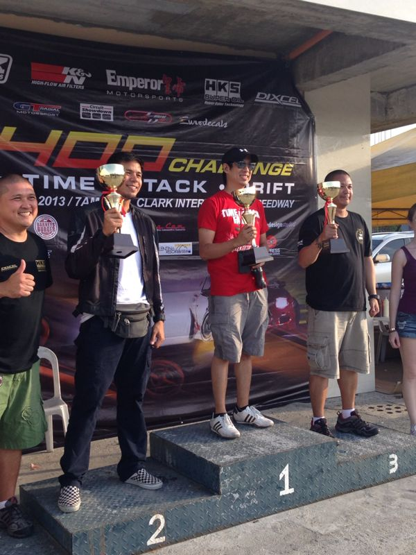 Tyrone Ongpauco races and wins Time Attack with his Vortech Supercharged Toyota 86