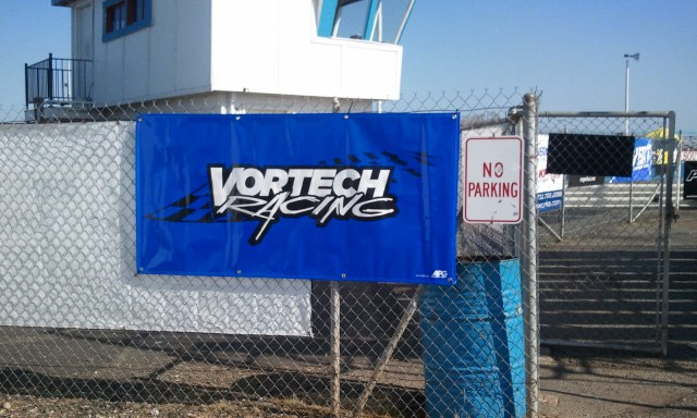 Vortech Racing Banner from PSCA Sacramento