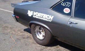 Chris Schmidl's Vortech Supercharged & LSX Powered '72 Nova