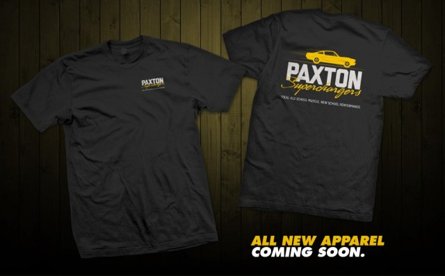 """Paxton - """"Nostalgia"""" Shelby Mustang T-Shirt (Black)"""