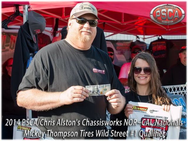 Chris Schmidl wins #1 Qualifier in Wild Street