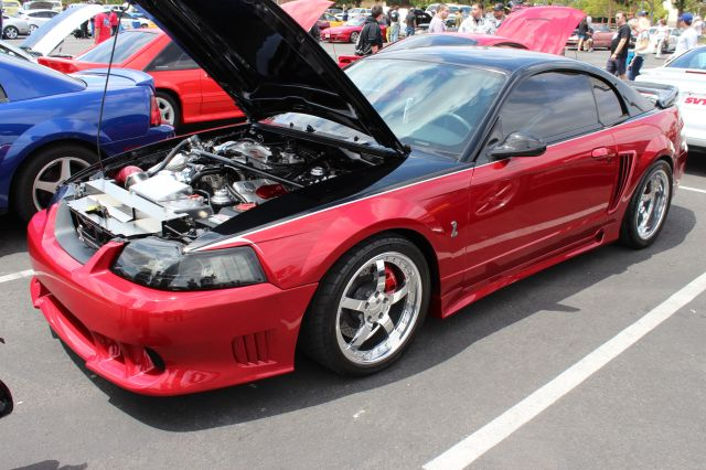Vortech Supercharged 2 Tone Mustang GT
