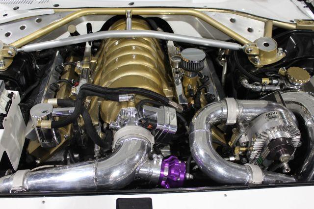 Paxton/NuFormz Supercharged Chrysler 300C