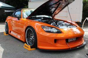 Vortech V-2 Supercharged APR Widebody Honda S2000