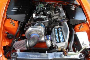 Vortech V-2 Supercharged APR Widebody Honda S2000