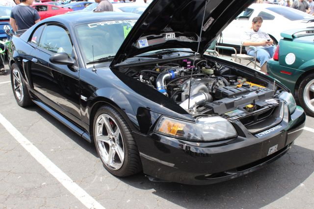Vortech V-3 Si Supercharged New Edge Mustang GT
