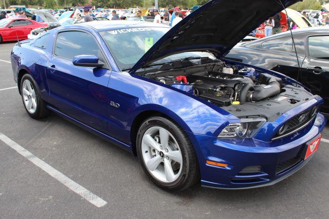 Micah Hamilton's V-3 Si Supercharged 5.0L Mustang GT