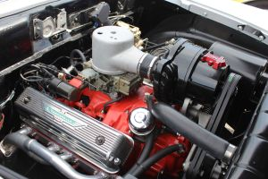 Bob Wells' Classic Paxton/McCullogh Supercharged Thunderbird Del Rio