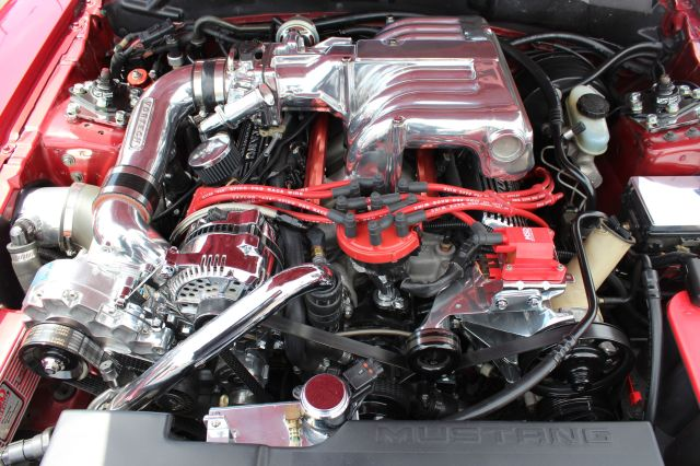Bob & Vince Frontino's Vortech Supercharged 377c.i. Windsor Powered 1995 Mustang GT