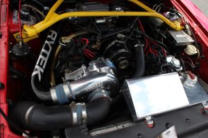 Charles' Vortech Supercharged Mustang GT