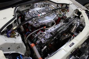 Chris Ortez's Vortech V-3 Supercharged G35 Sedan