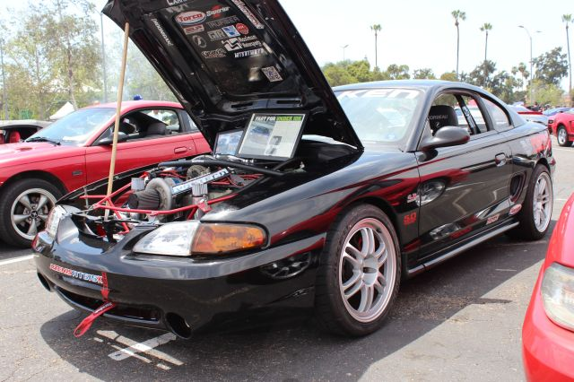 Eddie Z's 4V swapped and Vortech Supercharged 98 Mustang