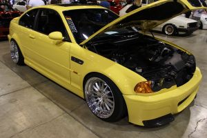 Vortech/ESS Tuning Supercharged E46 M3 BMW