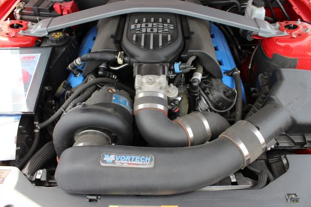 JBA Speed Shop's Vortech Supercharged BOSS 302 Mustang