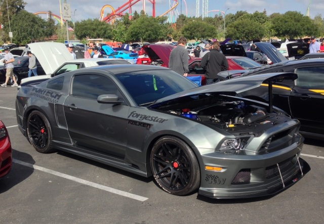 Jurrian's Vortech V-3 Si Supercharged Widebody 2013 Coyote 5.0L Mustang GT