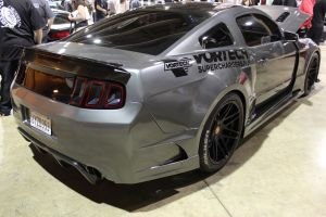 Jurrian's Vortech V-3 Si Supercharged APR Widebody 5.0L Coyote Mustang