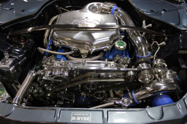 Marcus Cooke's Vortech V-3 Supercharged G35 Sedan