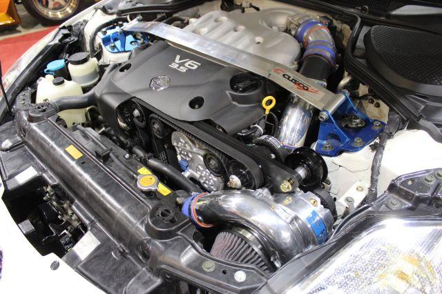 Mike Kojima's Vortech V-3 Supercharged 350Z