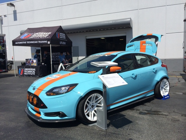 Vortech Intercooled Tjin Edition/UTI Gulf Focus ST