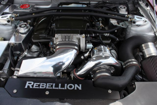 "Mustang Depot's Paxton NOVI Supercharged & Vortech Charge Cooled ""Rebellion"" Mustang"