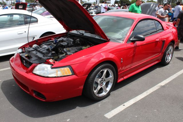 Vortech V-2 Supercharged Mustang Cobra