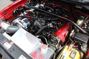 Vortech V-3 Si Supercharged Saleen S281 Mustang