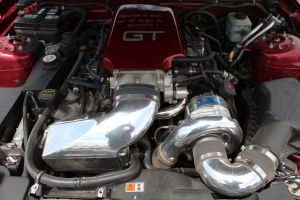 Vortech Supercharged S197 Mustang GT Convertible