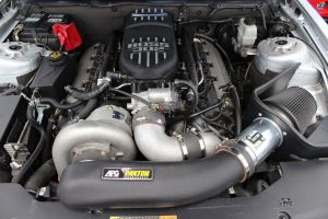Paxton NOVI 2200 Supercharged Roush 302R Mustang