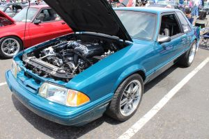 Vortech V-3 Si Supercharged Fox Body Mustang