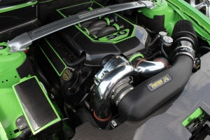 TruFiber Paxton NOVI 2200 Supercharged 5.0L Mustang Convertible