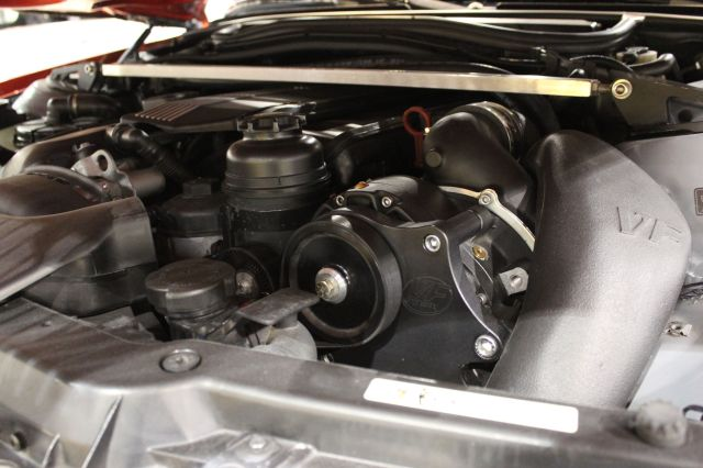 Vortech/VF-Engineering E46 BMW Convertible