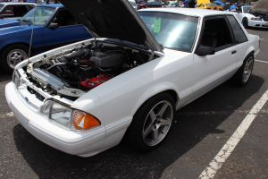 Paxton NOVI 2000 Fox Body Mustang