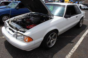 Paxton NOVI 2000 Fox Body Mustang