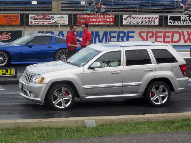 Wink's Vortech S/C'd SRT8 Jeep built by RMCR Performance
