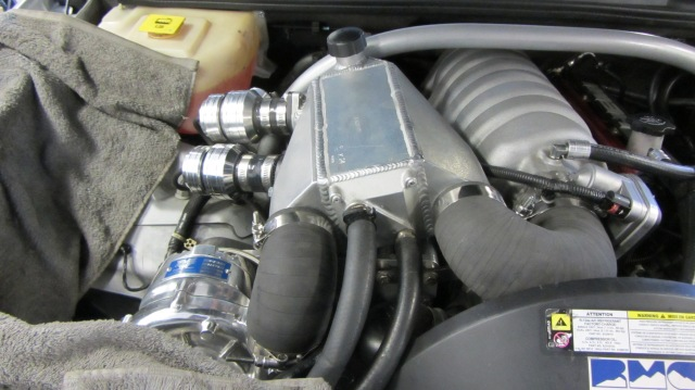 Wink's Vortech S/C'd SRT8 Jeep built by RMCR Performance