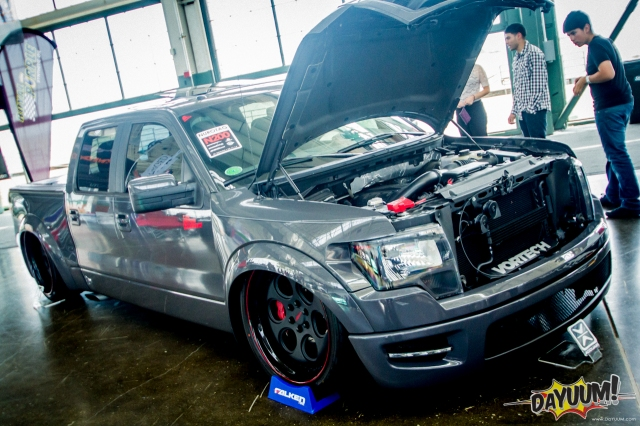 Tjin Edition Vortech Intercooled Ecoboost F150